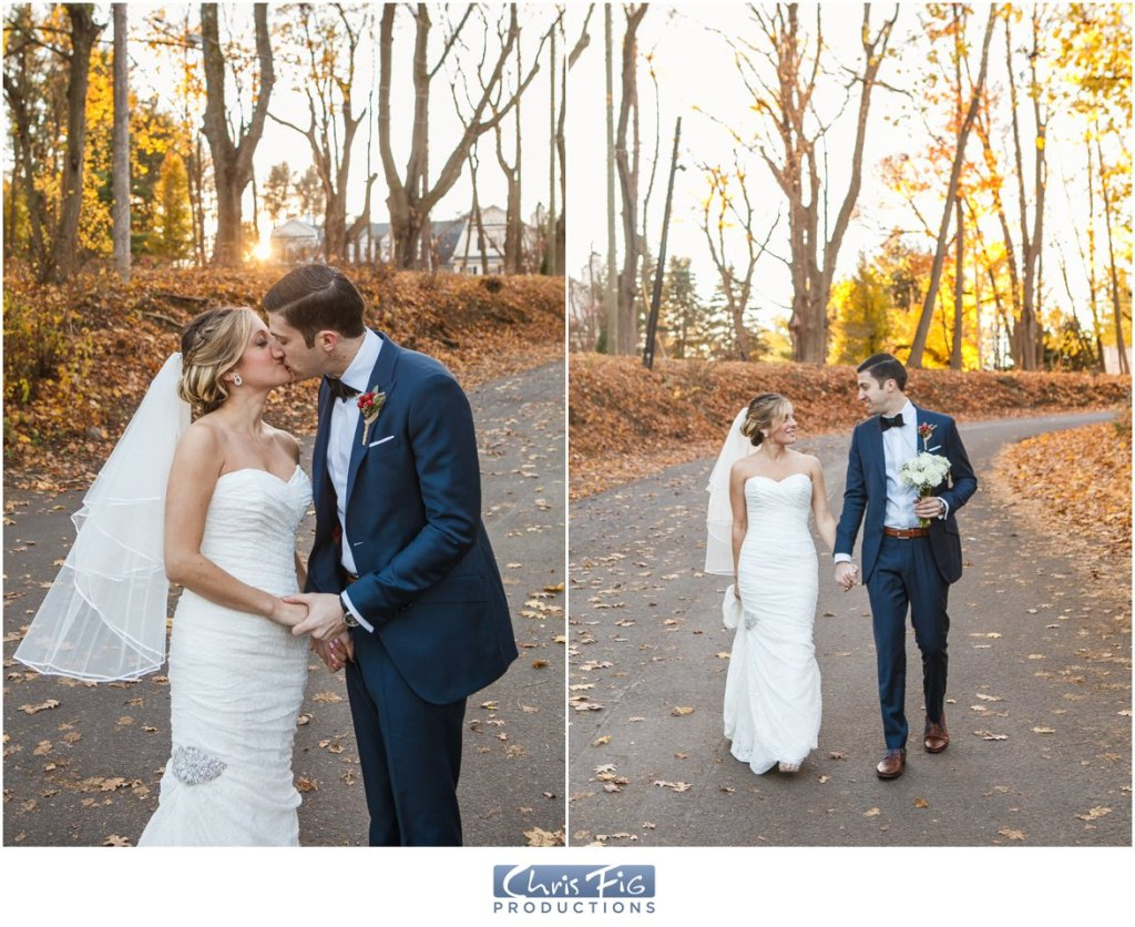 Fall wedding New York