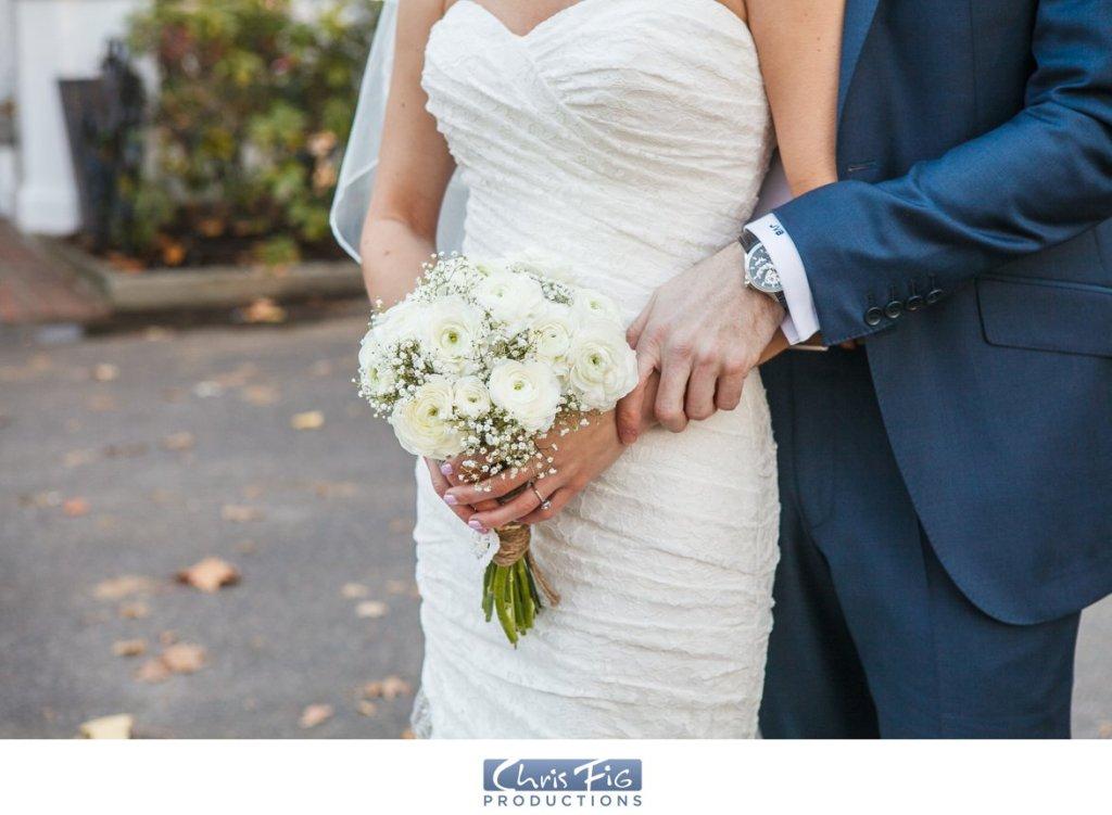 Wedding Details Flowers